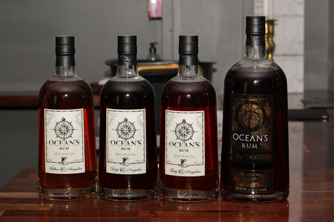 Ocean's Rom, Foto Johnny Drejer