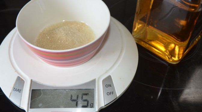 Sukkertilsætning i Rom